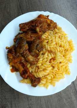Csirke pörkölt 🐔