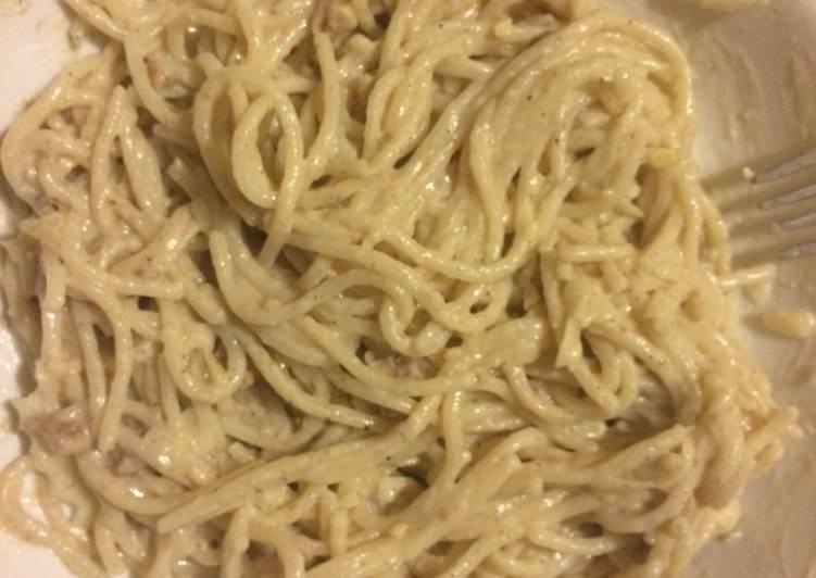 Spagetti másképp