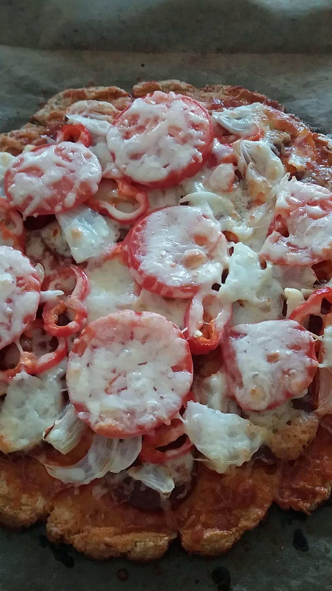 Formabarát pizza alap főfotó