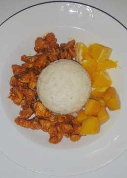 Narancsos-birsalmás csirkemell 🍎🍊