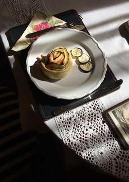 Lazacos-cukkinis rózsa