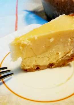 Csupakókusz sajttorta sajt nélkül 😛