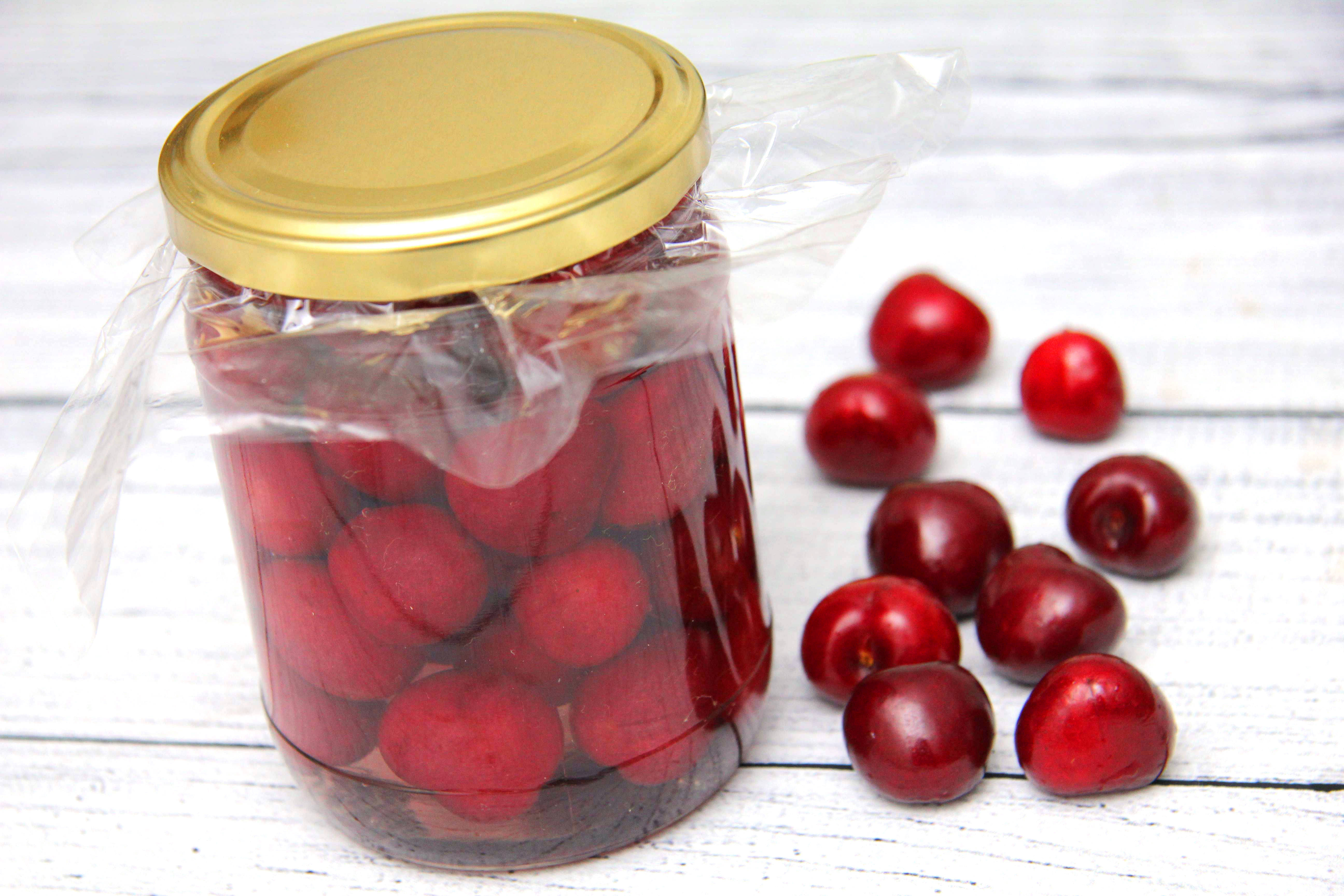 Cseresznyebefőtt recept főfotó