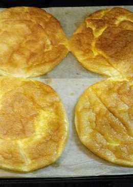 Felhő kenyér (palacsinta)