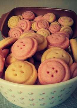 Pudingos kekszecskék