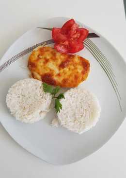 Besameles sajtos csirkemell