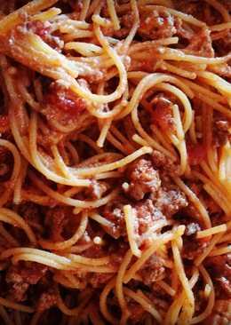 Sütőben sült spagetti ricottával