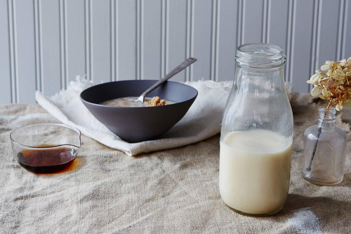 Házi rizstej recept főfotó