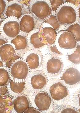 Bounty csoki recept házilag