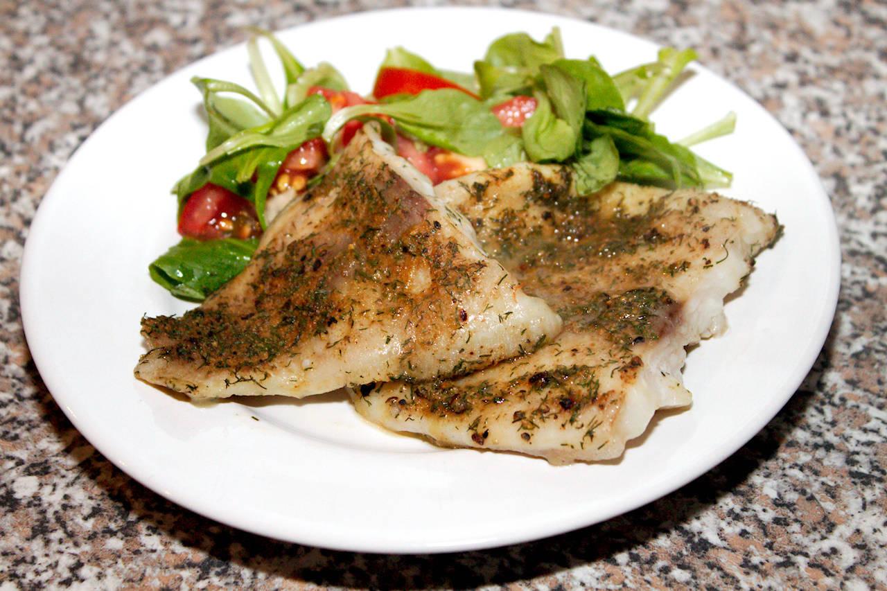 Fűszeres pangasius filé recept főfotó