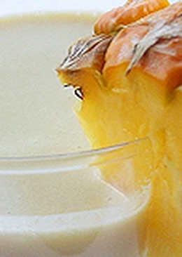 Pina Colada - tofukrémes turmix
