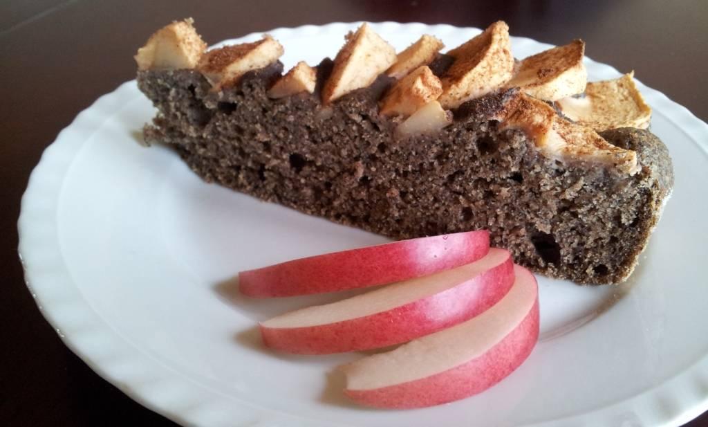 Almás tönkölytorta recept főfotó