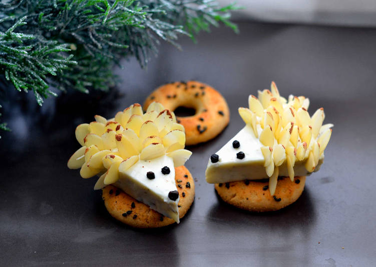 Mandulás sajtsüni