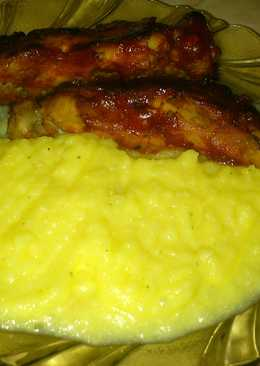 Pikáns csirkecombok