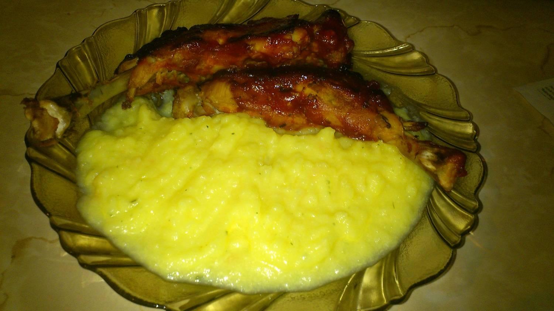 Pikáns csirkecombok recept főfotó