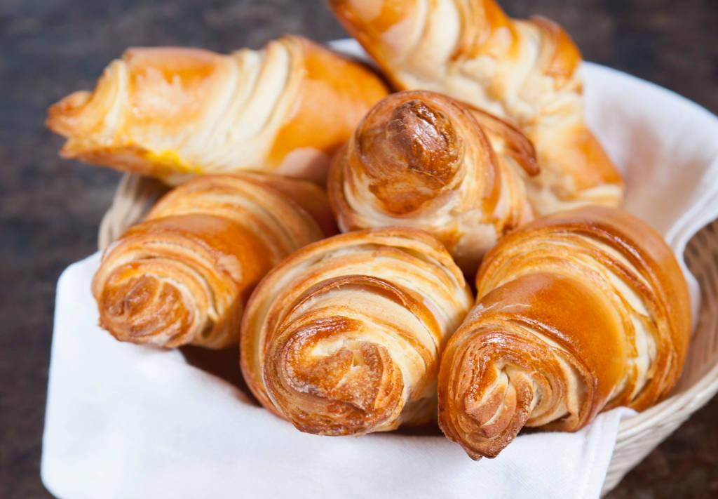 Vajas croissant recept főfotó
