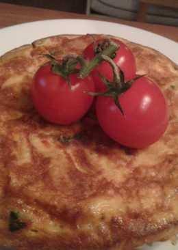 Tortilla (spanyol krumplis tojásos lepény)