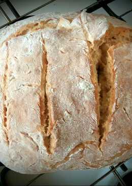 Élesztőmentes fehér kenyér