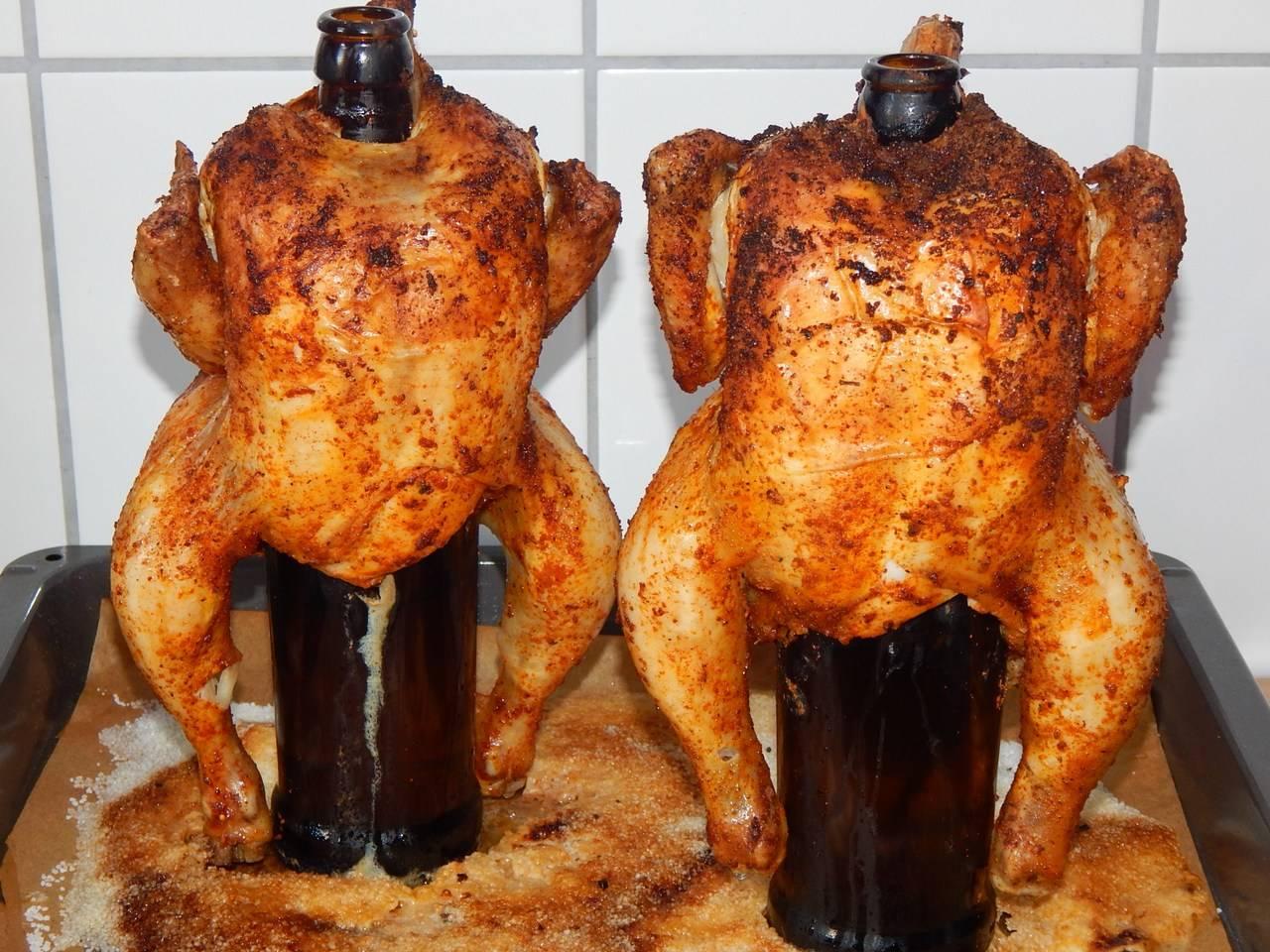 Sörösüvegen sült csirke recept főfotó