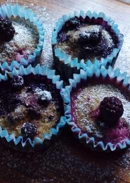 3 hozzávalós muffin