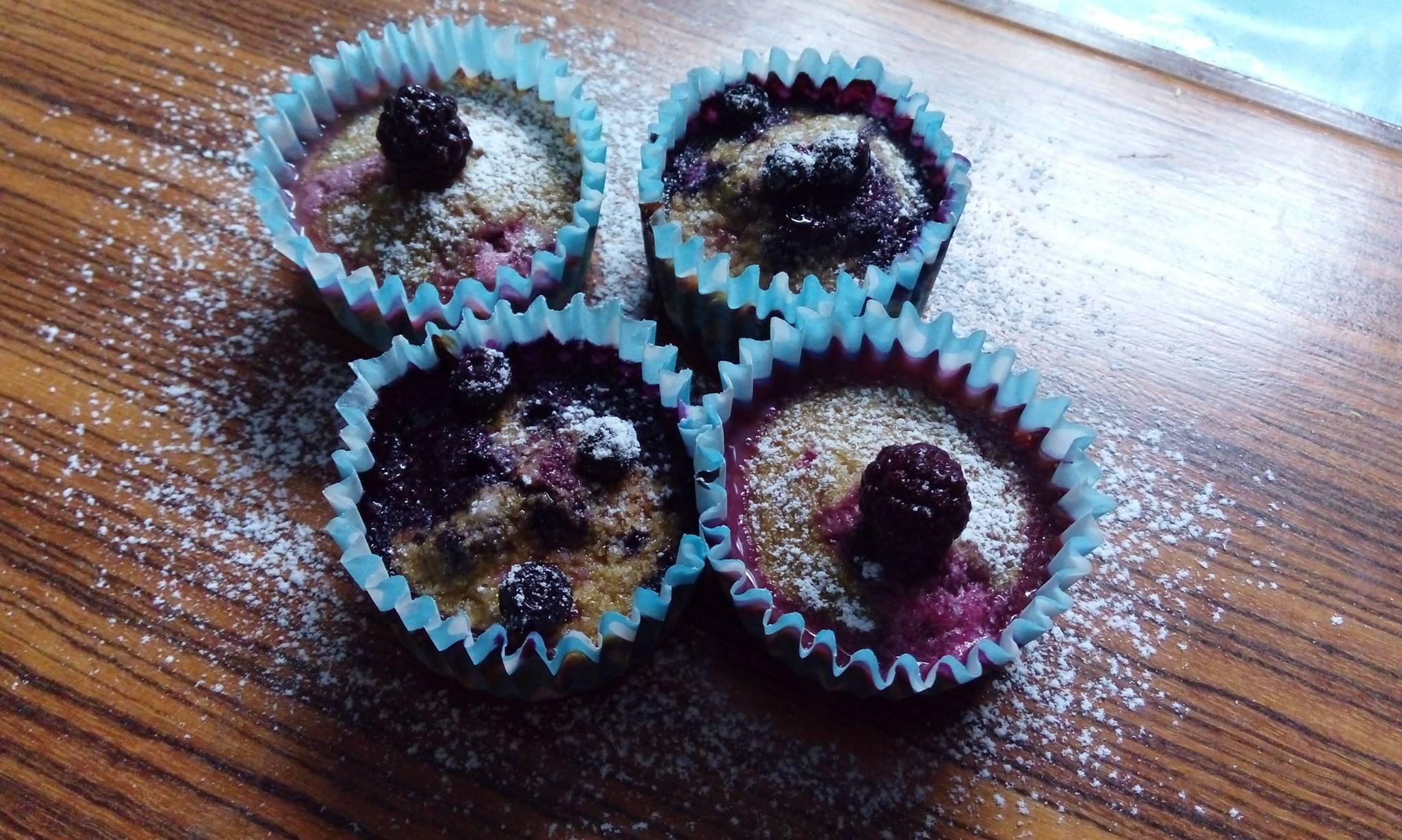 3 hozzávalós muffin recept főfotó