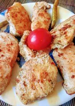 Fűszeres-fokhagymás csirkemell