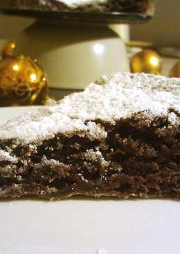 Kladdkaka - svéd csokitorta