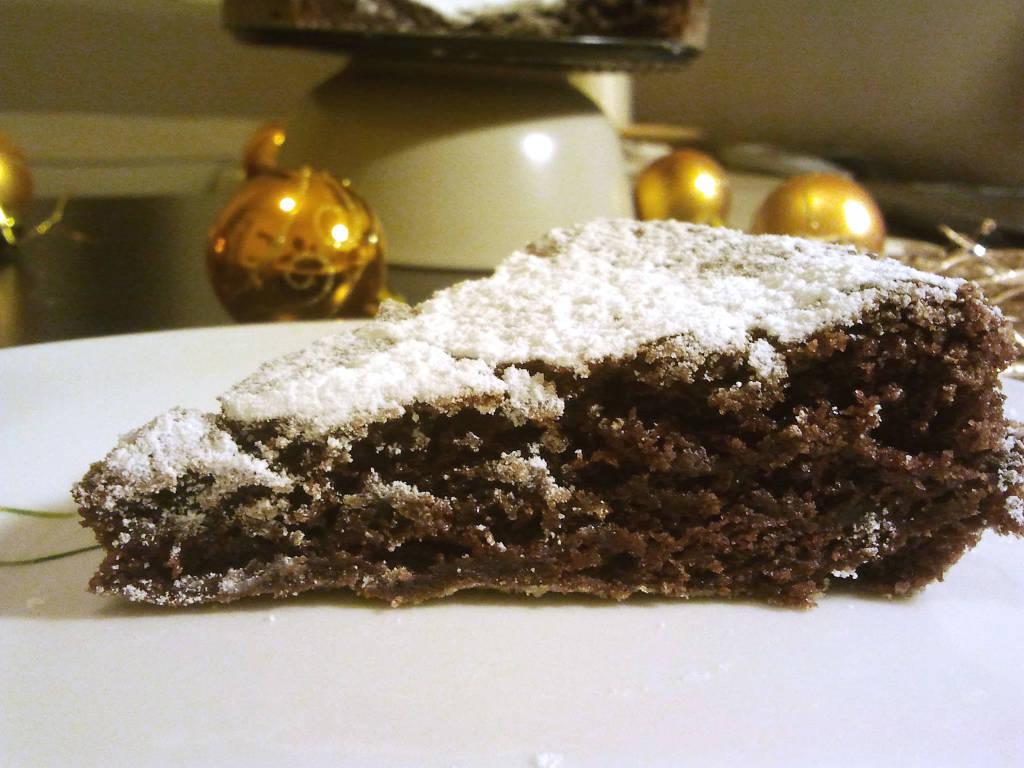 Kladdkaka - svéd csokitorta főfotó