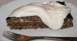 Pirított mogyorótorta recept főfotó
