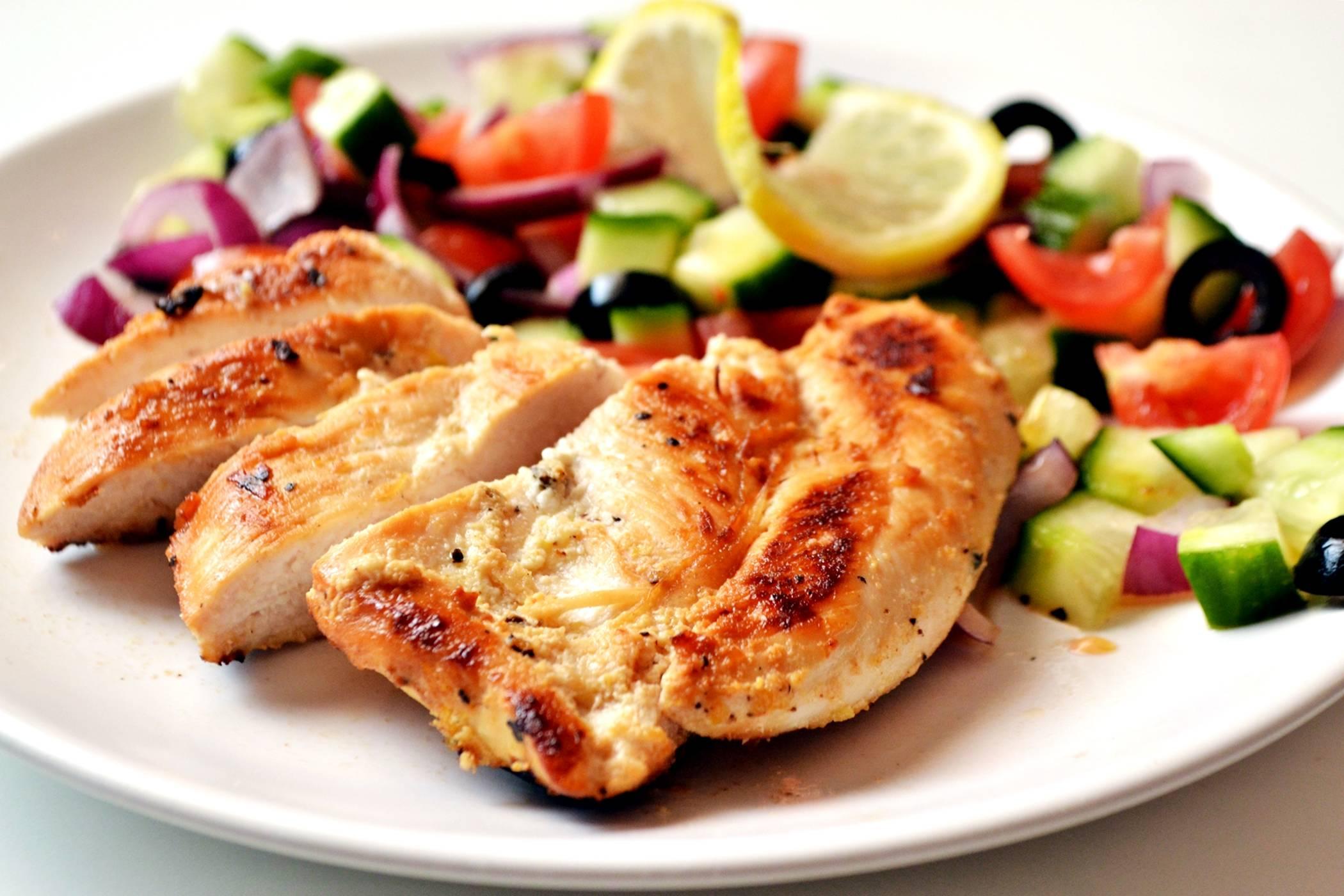 Joghurtos-citromos csirkemell recept főfotó