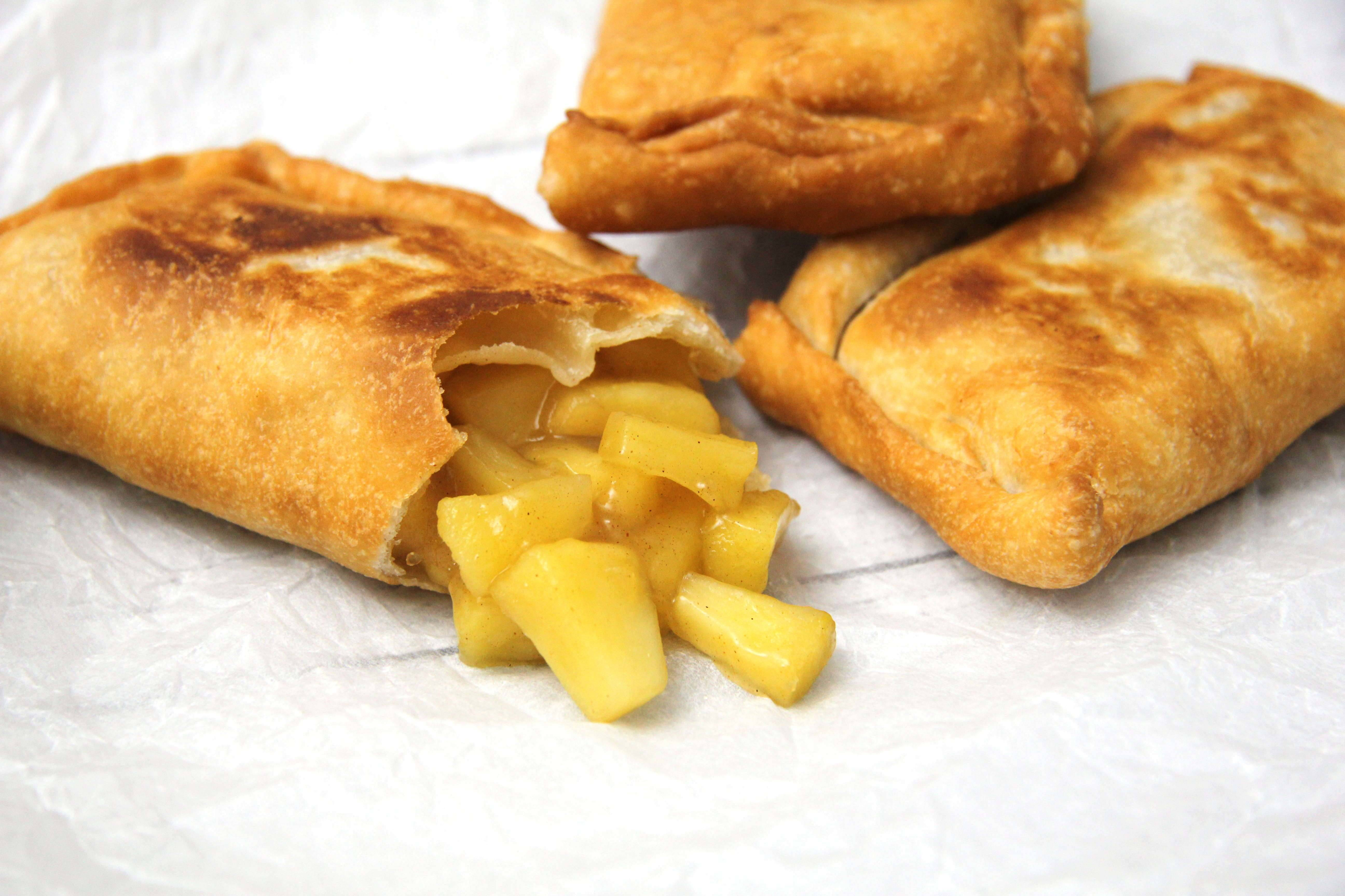 Forró almás pite (mekis) recept főfotó