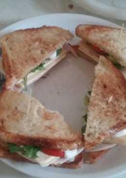 Pirítós szendvics