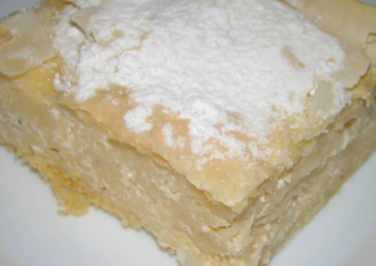 Vargabéles recept II