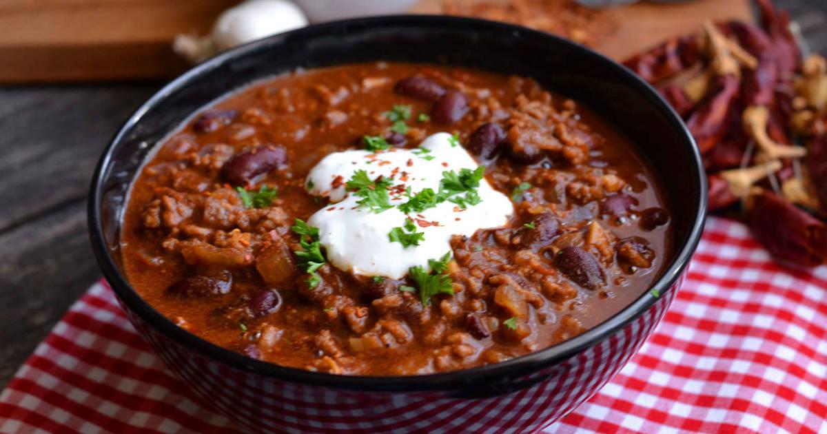 Klasszikus chili con carne | Nor receptje - Cookpad receptek