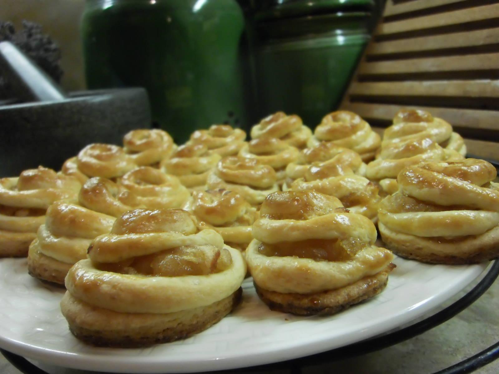 Almás csiga recept főfotó