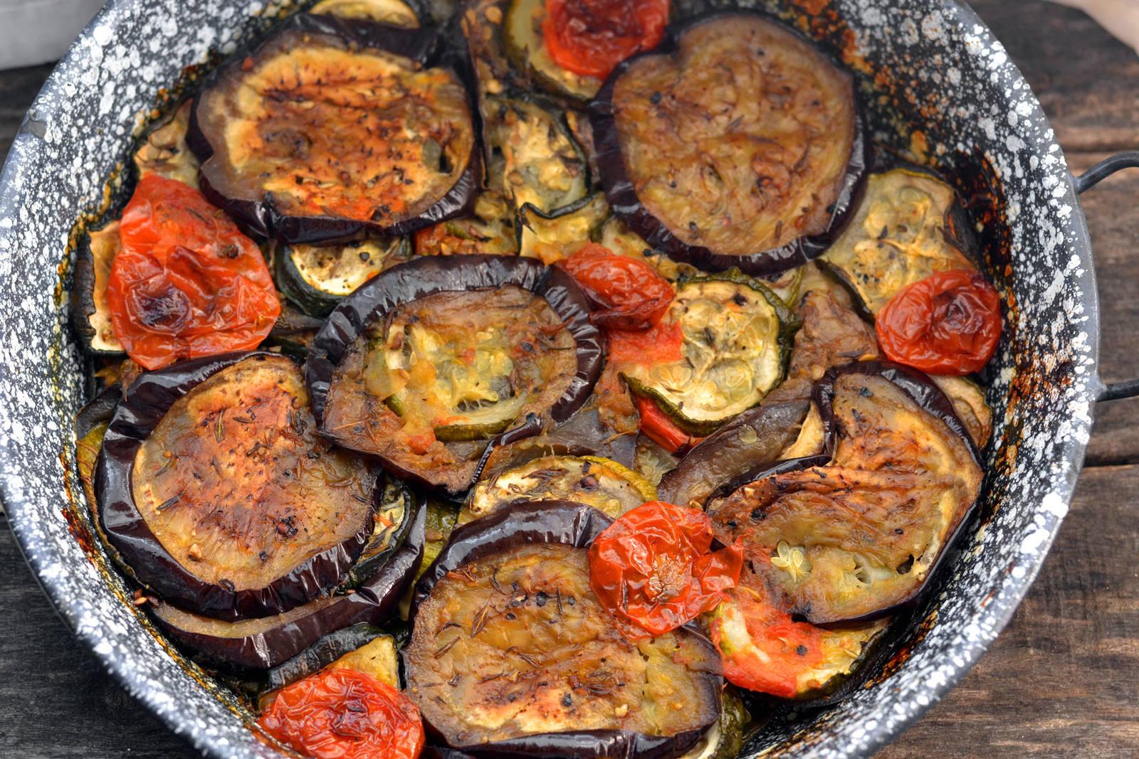 Grillezett zöldségköret recept főfotó