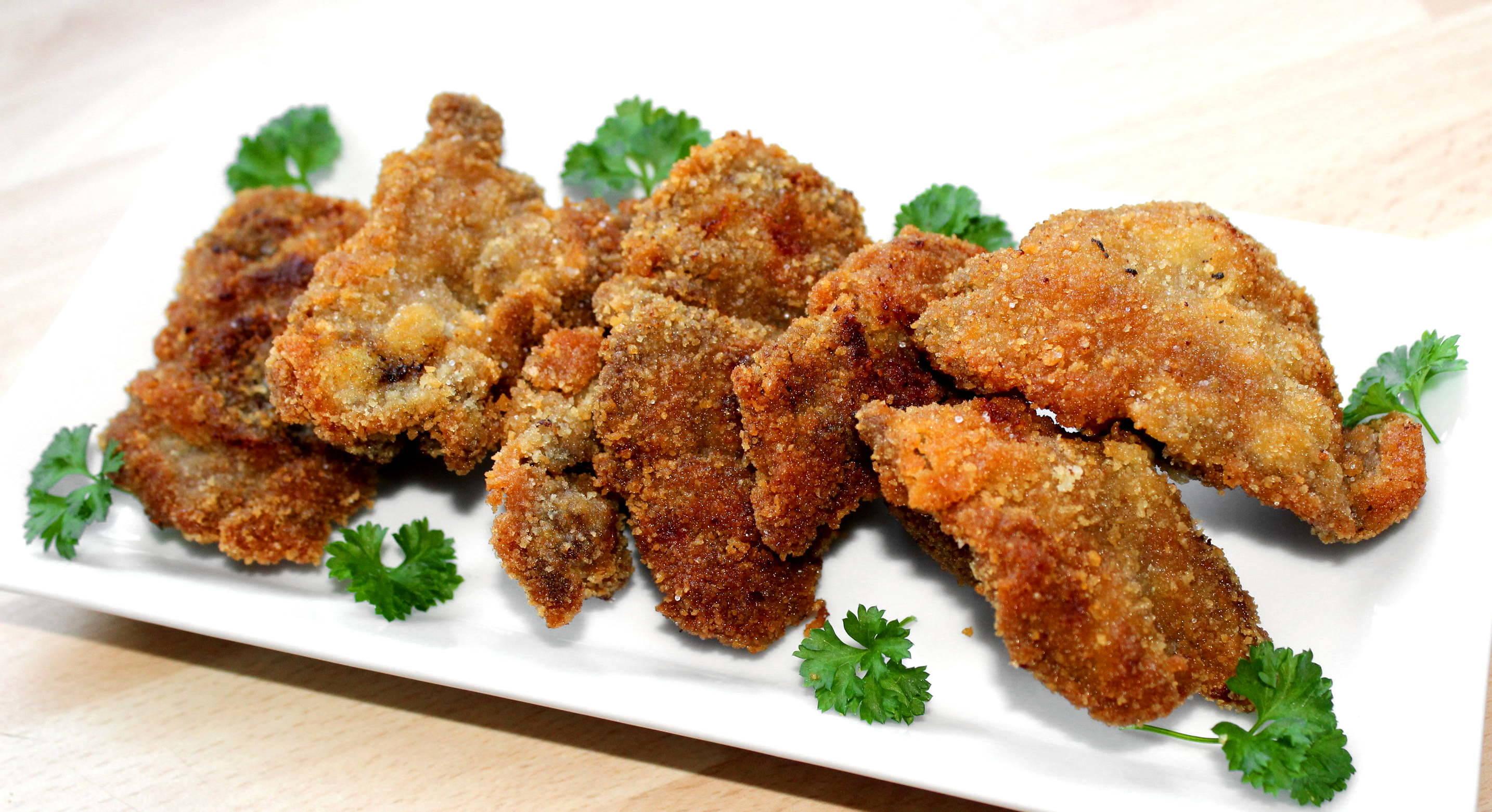 Rántott csirkemáj recept főfotó