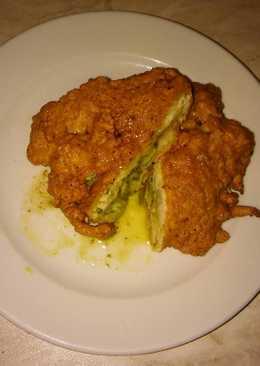 Fűszervajas csirkemell, saját verzió