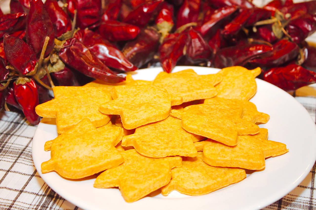 Paprikás sörkorcsolya keksz recept főfotó