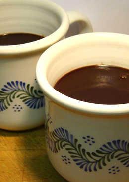 Tejmentes forró csokoládé