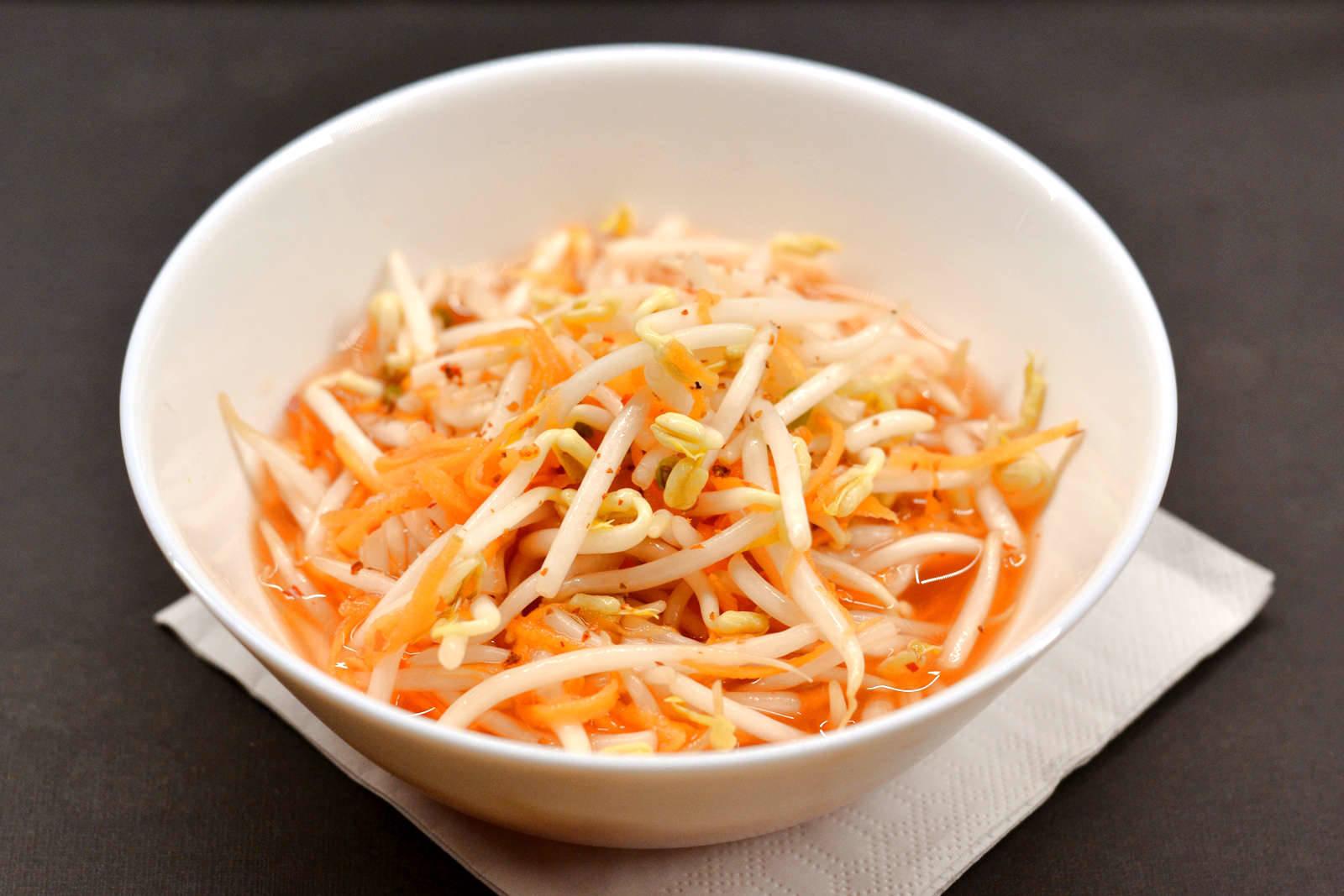 Babcsíra saláta recept főfotó