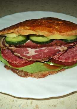 Zsebes szendvics