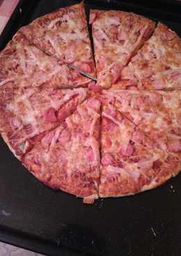 Házi Pizza tészta