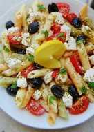 Görög tésztasaláta