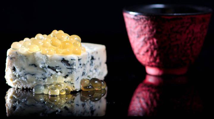 Molekuláris méz kaviár recept főfotó