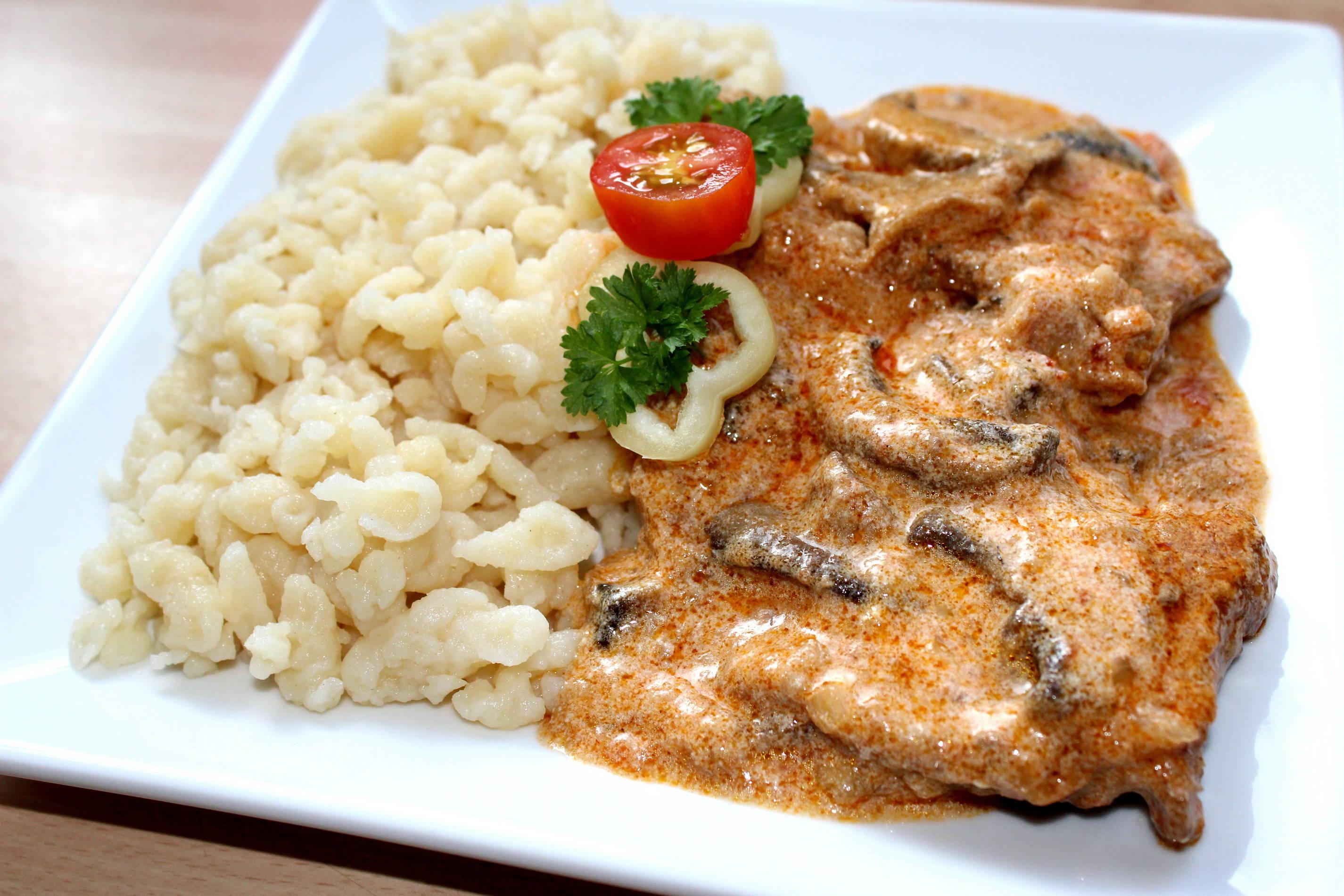 Bakonyi sertésszelet recept főfotó