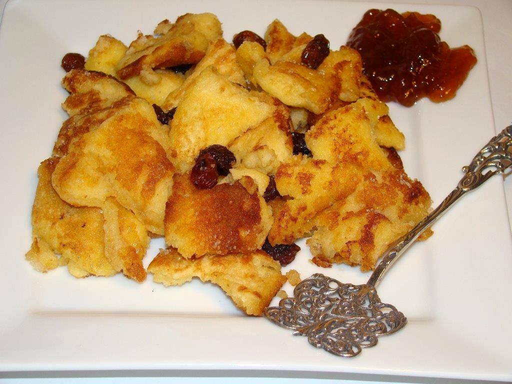Császármorzsa, Kaiserschmarrn recept főfotó