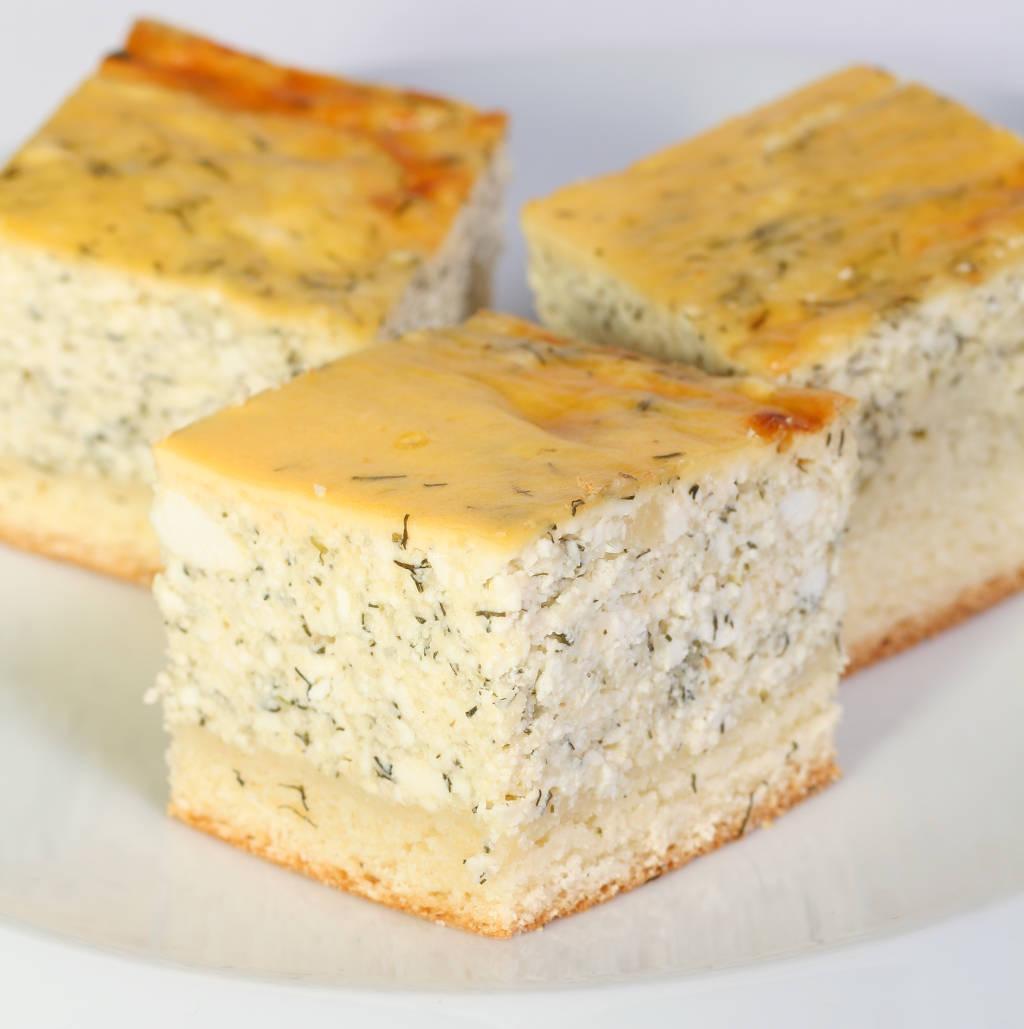 Kapros-túrós lepény recept főfotó