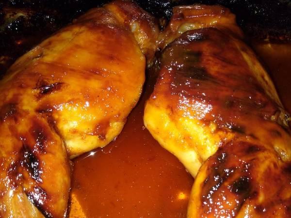 Kólás csirkecomb
