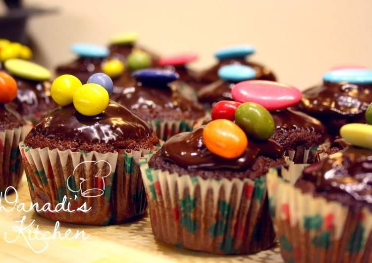 Csuda csoki csupa csoki muffin
